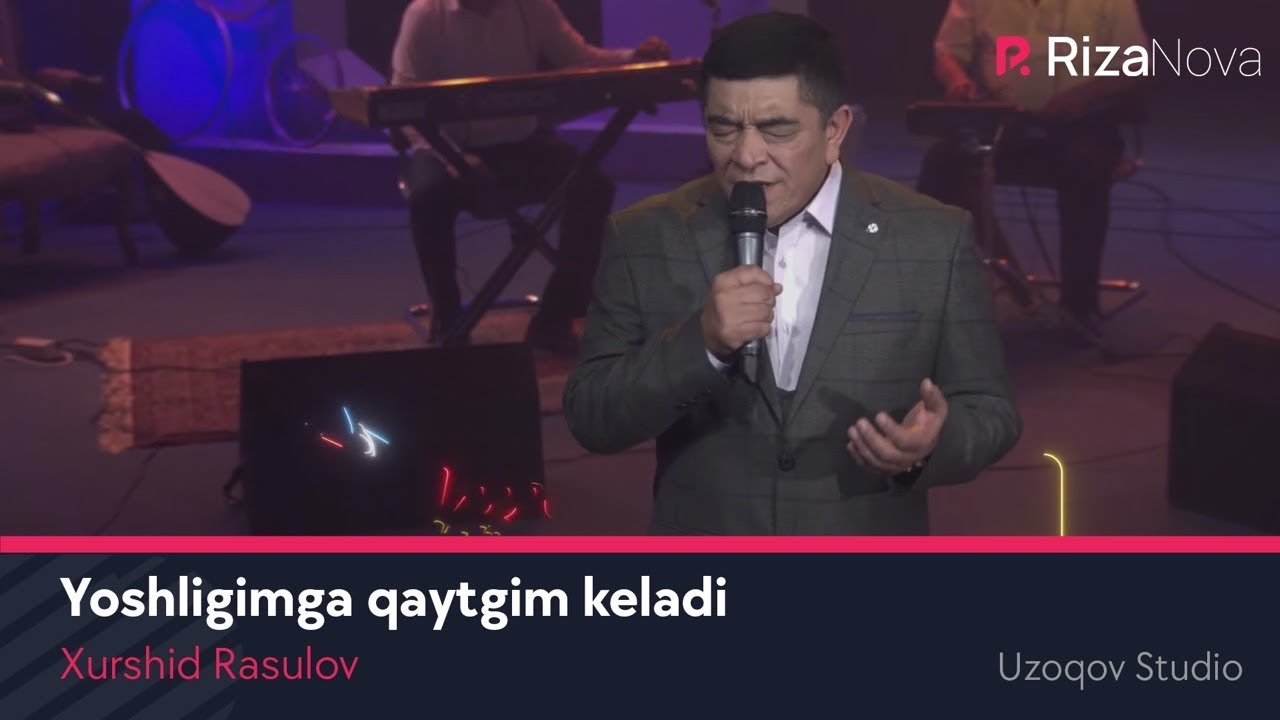 Xurshid Rasulov - Yoshligimga qaytgim keladi (ZO'RTV | Uzoqov Studio)