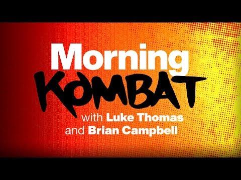 Pacquiao, Leon Edwards, Greg Hardy, Holloway vs. Edgar | MORNING KOMBAT | Ep. 3 | BELOW THE BELT