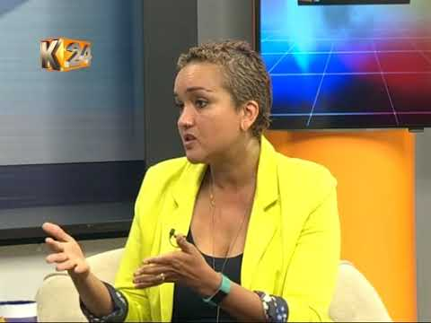 One on one with Co-founder of Nairobi Film Festival,Sheba Hirst