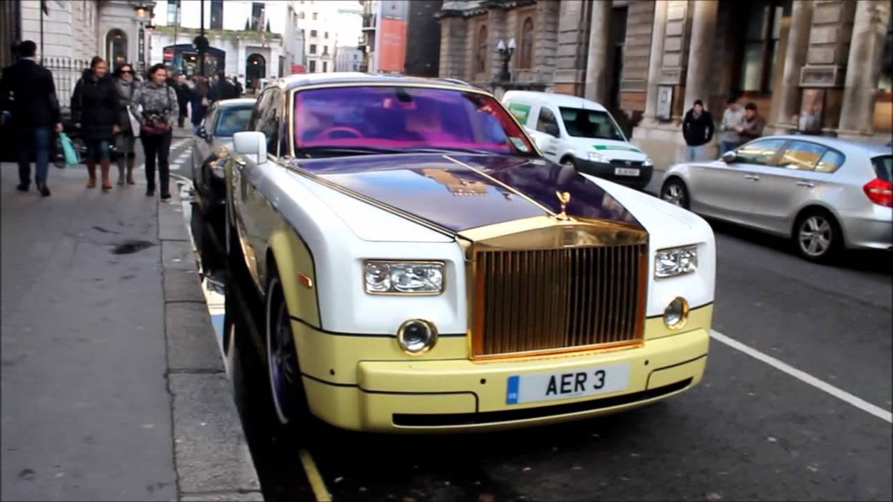 Style Fail Saints Row The Most Hideous Rolls Royce