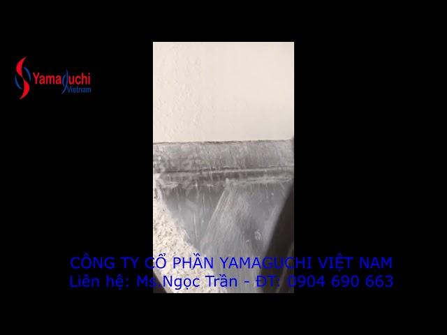 Máy hút bột chân không 300 kg/h Yamaguchi Việt Nam. Hotline 0904690663
