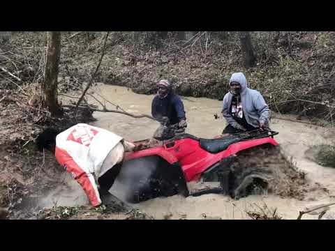 Download 2017 Honda Rubicon 500 33 Bkts Back Yard Clay Hole
