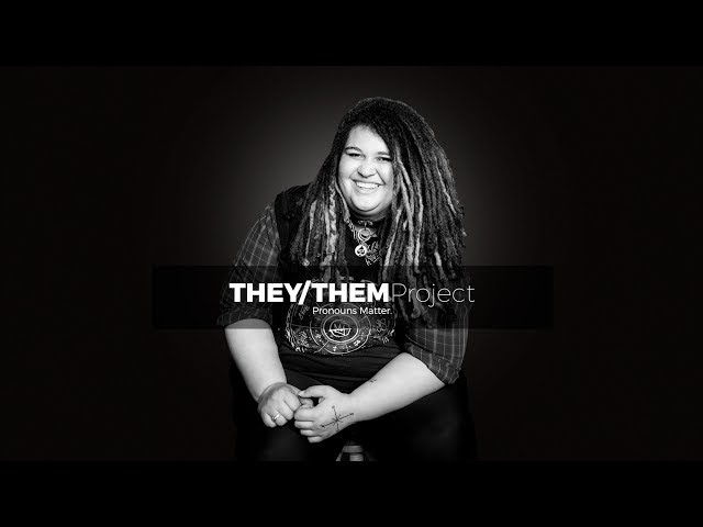 They/Them Project - Riley - by Brent Dundore Photography