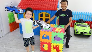 Yusuf's surprise toy boxes