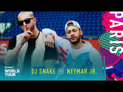 FIFA 19 World Tour | Neymar Jr vs DJ Snake