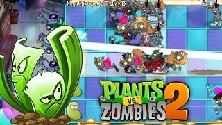 Plants vs. Zombies™ 2 - PopCap Neon Mixtape Tour Day 12-13