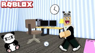 Chamber of Youtuber Home! -With Panda Roblox MeepCity