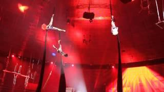 Представление в цирке на Вернадского