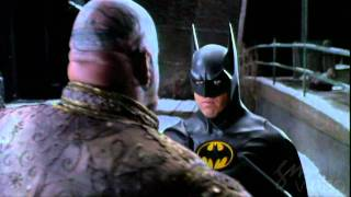 Batman Returns - Batman v. Red Triangle Circus Gang Strongman - HD Quality