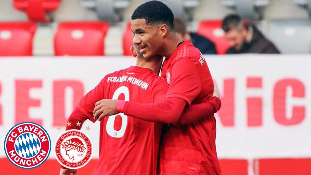 Bayern Olympiakos Highlights