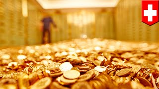 Gambar cover Swiss gold sewage: Switzerland has $1.8 mil in gold flowing through its sewers each year - TomoNews