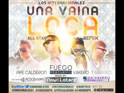 Una Vaina Loca Instrumental (Official) Prod by Now&Laterz