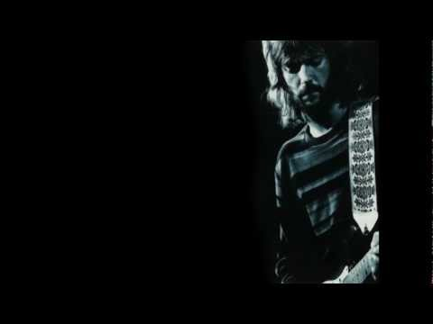 Nobody Knows You When You're Down and Out by Eric Clapton (lyrics on screen)