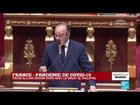 """Coronavirus - Philippe devant l'Assemblée : """"La France a dû gérer un risque de pénurie de masques"""""""