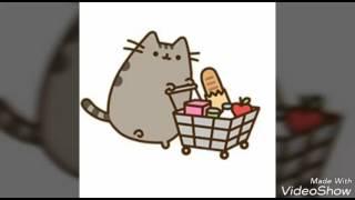 Котёнок пушин (клип)