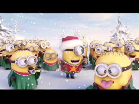 Minions -  Jingle Bells HD ( Happy New Year 2014 ) Jingle Bells - Minions HD