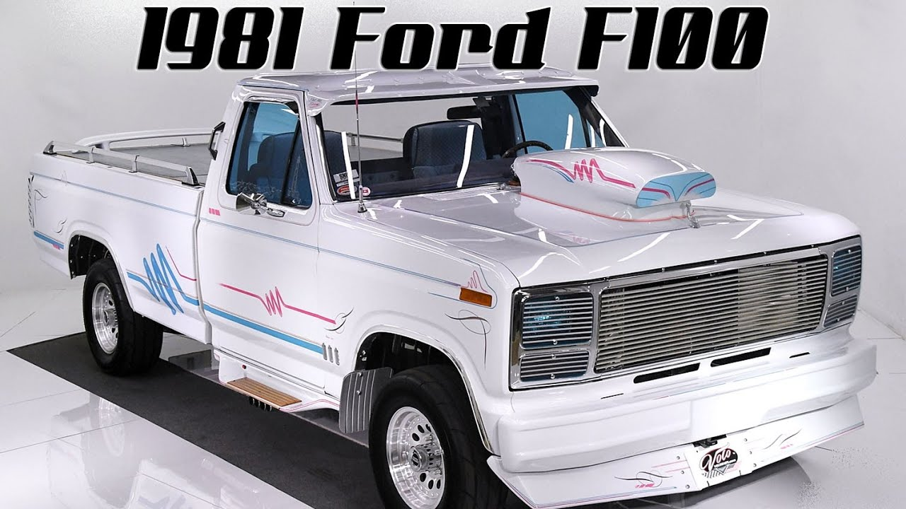 1981 Ford F100 For Sale At Volo Auto Museum V18432 Youtube