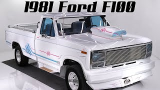 1981 Ford F100 for sale at Volo Auto Museum (V18432)
