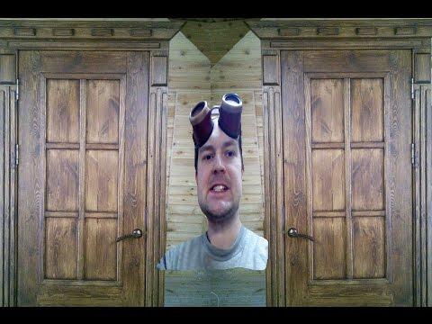 видео: Деревянные двери за 13 минут!  wooden door in 13 minutes!