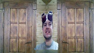 Деревянные двери за 13 минут!  Wooden door in 13 minutes!(В данном видео показан процесс изготовления надежной и одновременно не сложной двери. Самое простое дверно..., 2016-06-24T08:41:42.000Z)