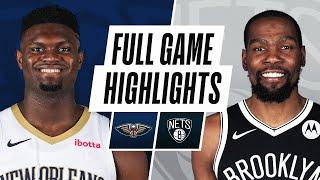 GAME RECAP: Nets 139, Pelicans 111
