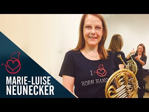 Marie-Luise Neunecker on Sarah´s Horn Hangouts