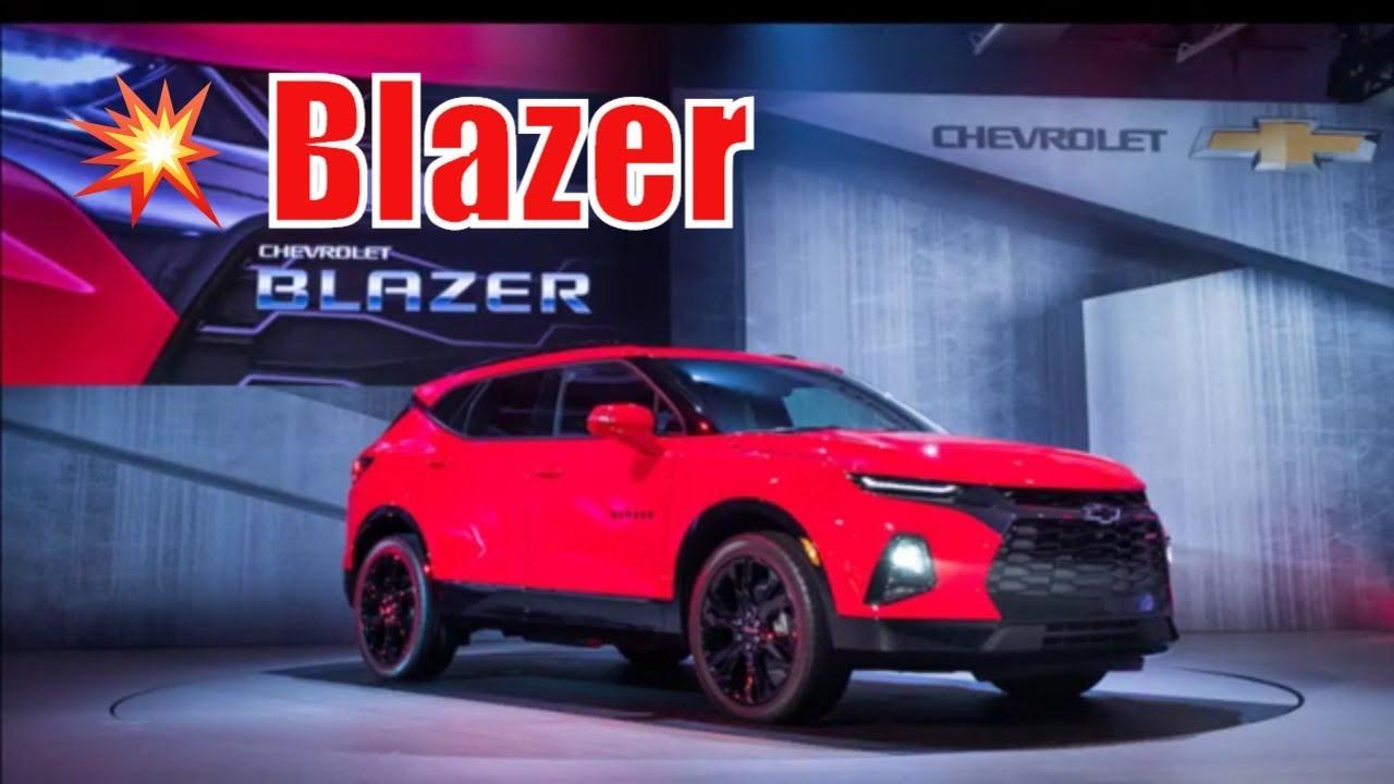 2019 Blazer Why Chevy Why Gearjunkie