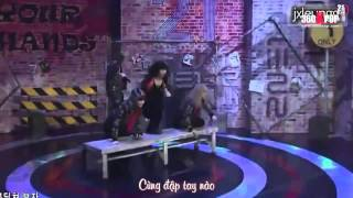 [Vietsub][Perf] 2NE1 - Clap Your Hands (mix stage ver.) {21 Team}