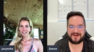 Je rencontre Simon avec vous. La trousse pratique; https://maisonjacynthe.ca/fr/ma-trousse-pratique Le rituel beauté de Simon : Huile de jojoba; ...