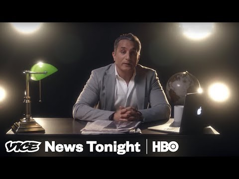 Egypt's Jon Stewart & Hungary's Opposition Rises: VICE News Tonight Full Episode (HBO)