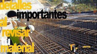 Que tienes que revisar cuando construyes en tus materiales de construcción