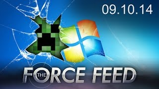 Force Feed - Microsoft To Buy Minecraft, Destiny Content, Humble Bundle