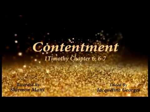 CONTENTMENT BY HG MAR MARI EMMANUEL