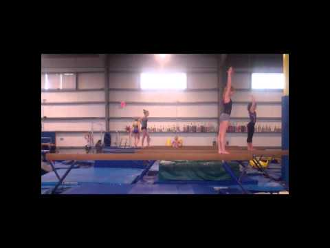 Megan Thompson 2015 Training videos April 2014