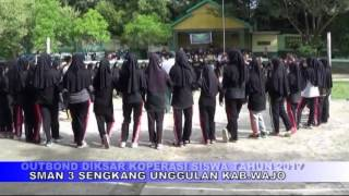 Video OUTBOND KOPERASI SISWA SMAN 3 SENGKANG 2017 download MP3, 3GP, MP4, WEBM, AVI, FLV Oktober 2017