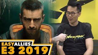 Cyberpunk 2077 Freedom and Progression - E3 2019