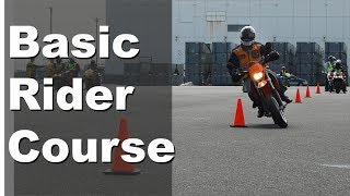 Motorcycle Safety Foundation Basic Rider Course