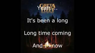 Greta Van Fleet - A Change Is Gonna Come - Lyrics
