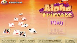 Video Aloha TriPeaks in English download MP3, 3GP, MP4, WEBM, AVI, FLV Juli 2018