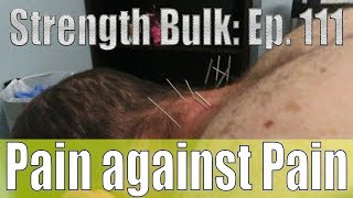Pain against Pain   Care Package unpacking   Bench Press Workout   Vlog   Strength Bulk Ep. 111