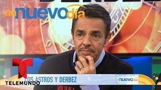 ¡Descubre lo que le depara el futuro a Eugenio Derbez! | Un Nuevo Día | Telemundo