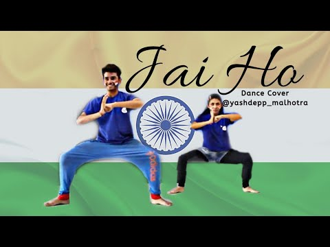 INDEPENDENCE DAY SPECIAL | JAI HO | A.R. REHMAN | IndoHop | Dance Cover