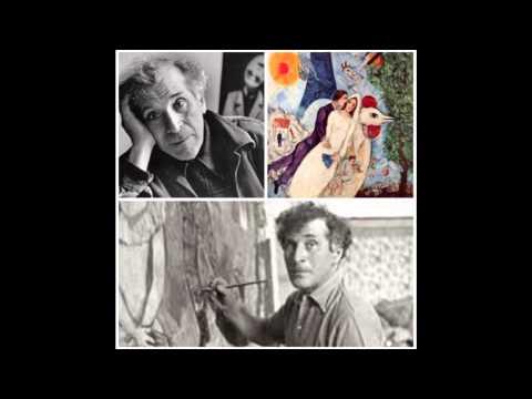 Marc Chagall - Letras Intimas