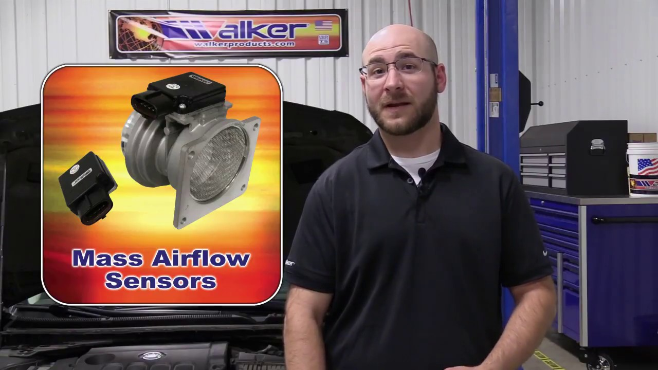 How To Install A Mass Airflow Sensor Youtube Air Flow Nissan Sentra 2014 Location