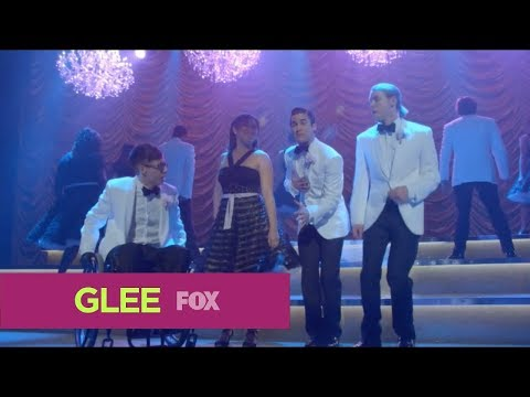 GLEE - I Still Haven't Found What I'm Looking (Full Performance) HD