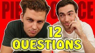 Pierre Croce en 12 questions