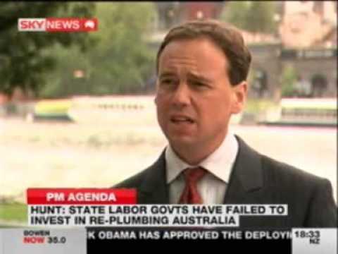 Greg Hunt on Sky PM Agenda