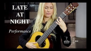 """Elite Guitarist - """"Late At Night"""" by Sven Lundestad - Performance"""