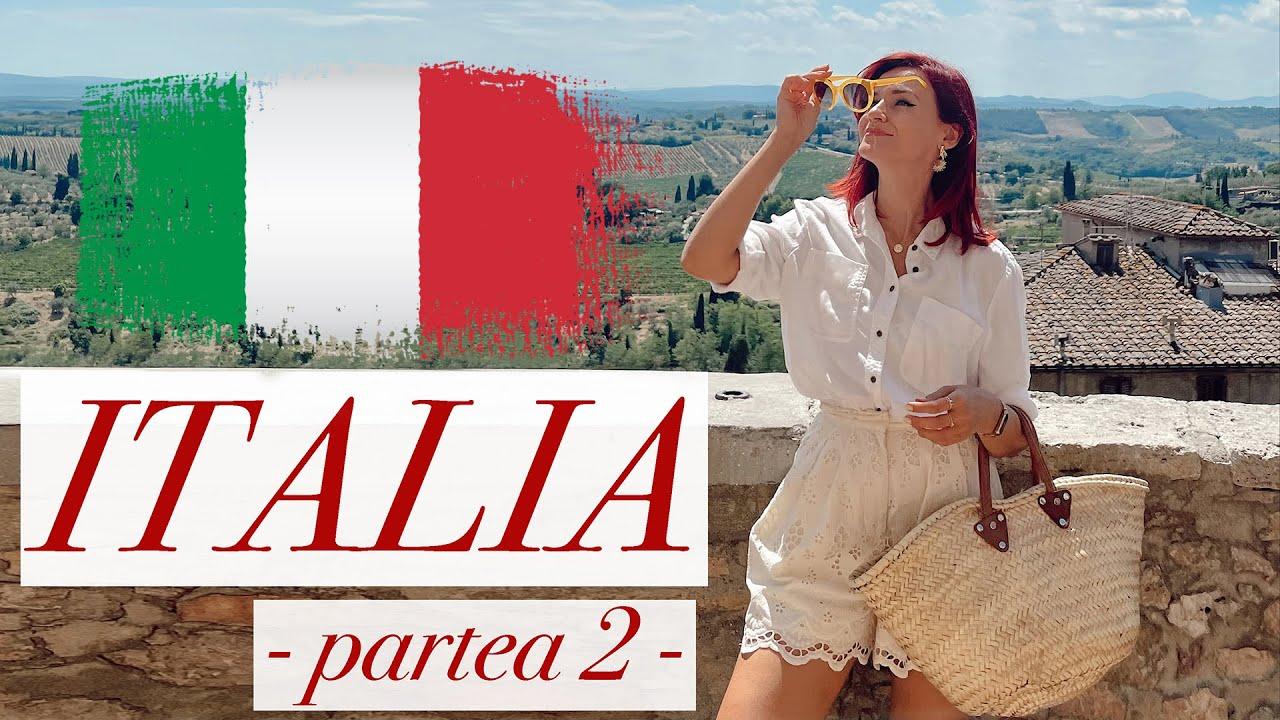 Vlog de calatorie | 7 zile in Italia: Toscana, Cinque Terre, San Gimignano, Arezzo - partea a2a 🇮🇹