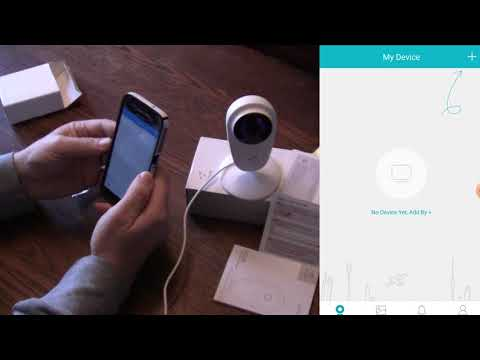 Victure PC420 1080P FHD Baby Monitor Pet Camera Security Camera Install & Review IPC360 App